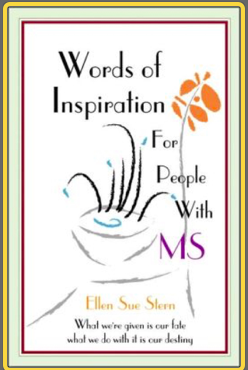 WORDS OF INSPIRATION FOR PEOPLE WITH MS